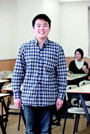 大石田 真弥 さん