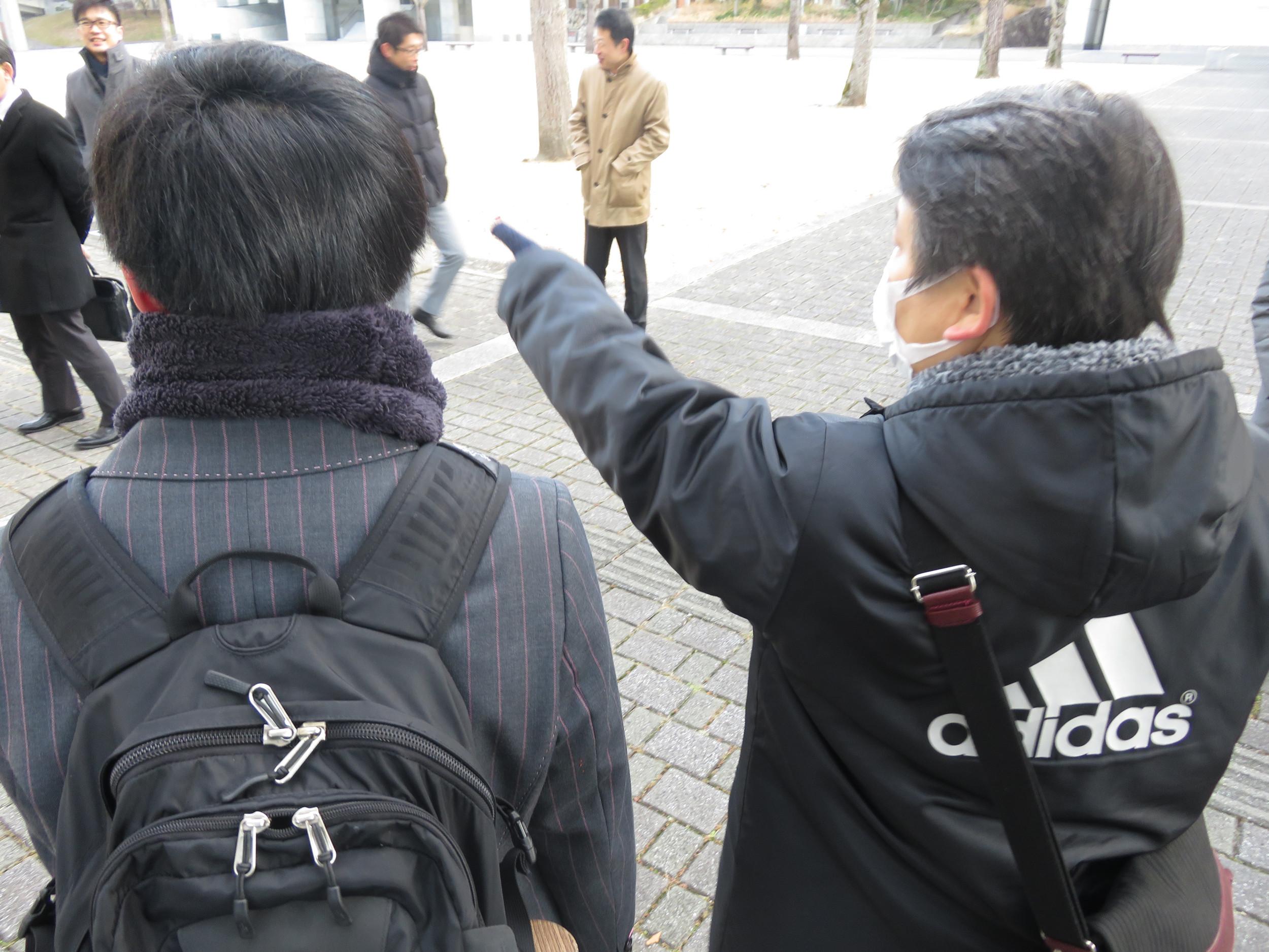大学入試センター試験1日目